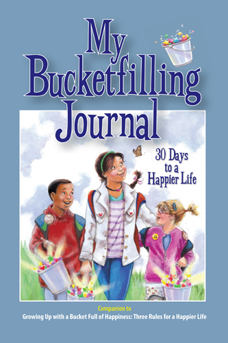 Book Cover: My Bucketfilling Journal