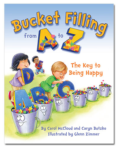 Bucket Filling From a to Z Cover