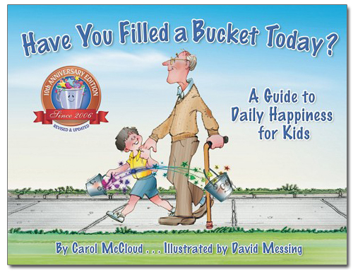 Have you filled a bucket today cover.