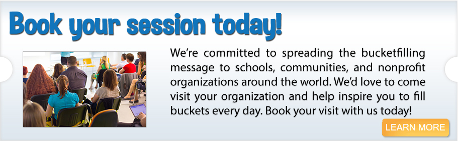 <p>Now scheduling! We would love to come visit your organization!</p>